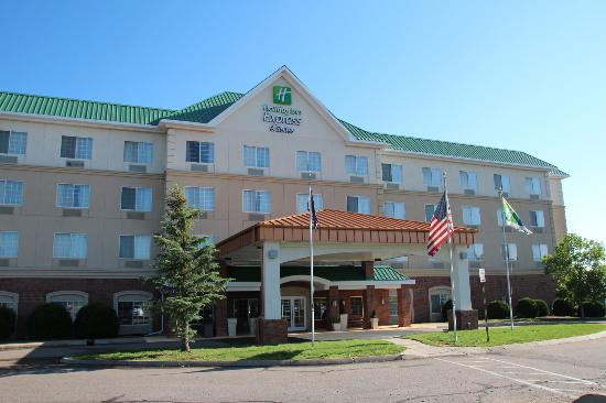 Holiday Inn Express Hotel & Suites: Denver Tech Center: Hotel von außen
