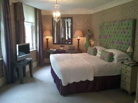 Covent Garden Hotel: Room 317