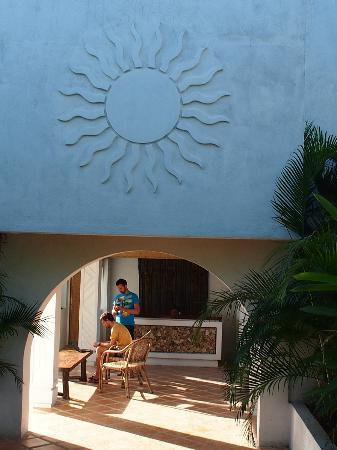 Puerto Del Sol Resort Hotel and Dive Center Coron: Reception