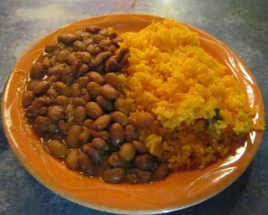 Rice & Beans Casa Havana Cuban Diner