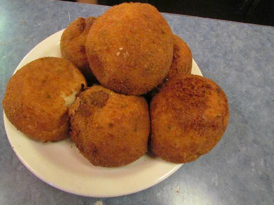 Casa Havana Cuban Diner: Rice Balls