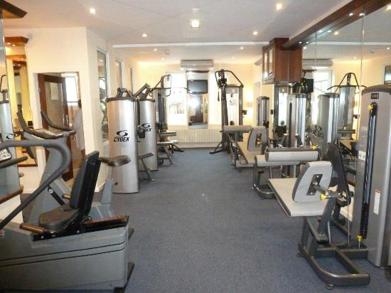 ‪‪The Bedford Hotel‬: Gym‬