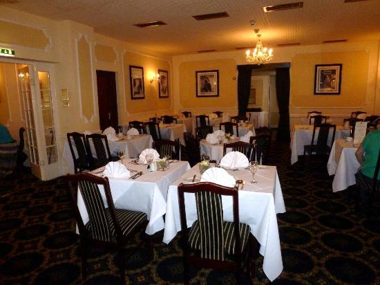 The Bedford Hotel: Restaurant