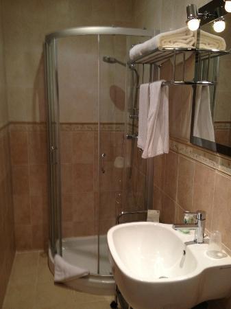 Hotel Alexandre III : Nice bathroom