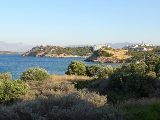 Mirabella Apartments: The beautiful bay of Mirabello.