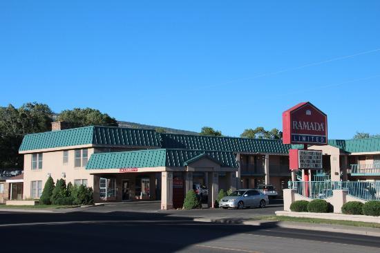 Days Inn Durango: Hotel von außen