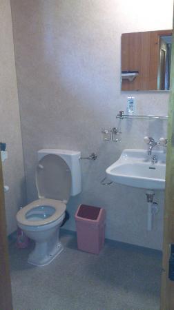Hotel Restaurant Chalet: Salle de bain