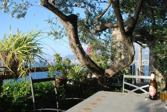 Regina Giovanna Apartment: Terrace - sEATING AREA