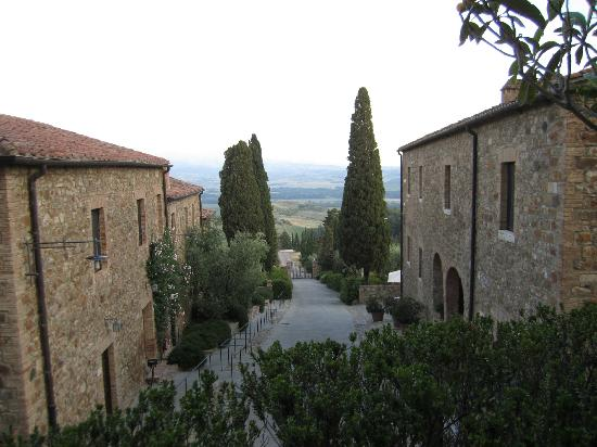 Castello Banfi - Il Borgo: Another view