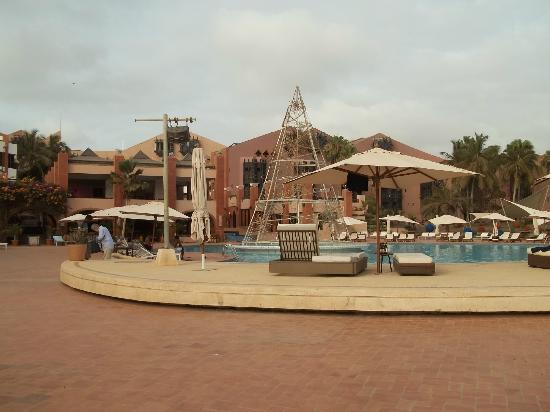 Hotel des Almadies: Pool