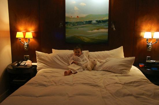 Sofitel Washington DC: My son loved the Sofitel