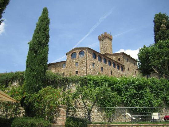 Castello Banfi - Il Borgo: The Castle