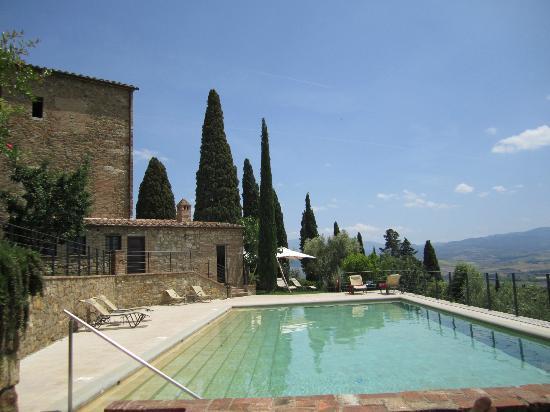 Castello Banfi - Il Borgo: Amazing pool