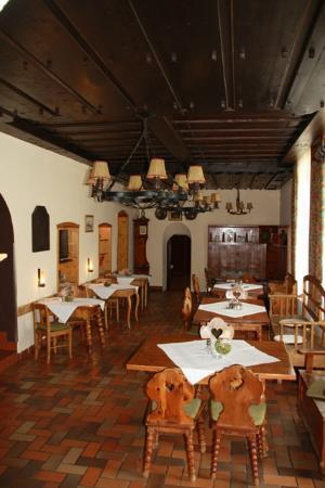 Hotel Restaurant Liebnitzmühle: gemütliche Stube