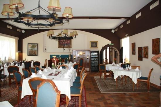 Hotel Restaurant Liebnitzmühle: sehr schöner gepflegter  Speisesaal