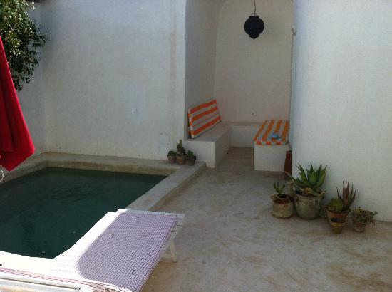 Safran: piscine