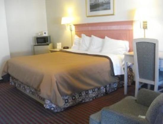 All Seasons Inn & Suites - Bourne: Guest Room