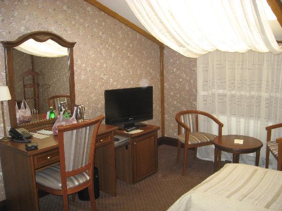 Hotel Ayvazovsky: Номер