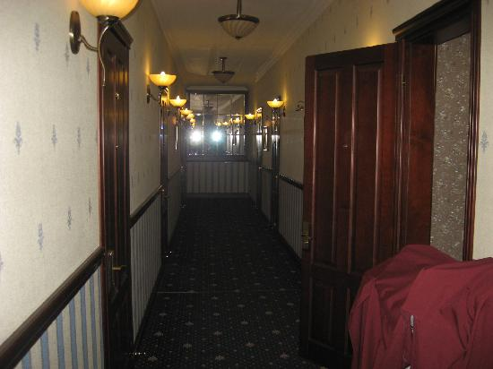 Hotel Ayvazovsky: Общий коридор