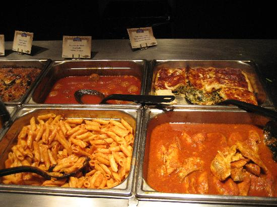 Restaurant Agrabah Cafe Menu