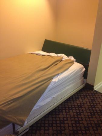 Celebration Suites: bed out of wall