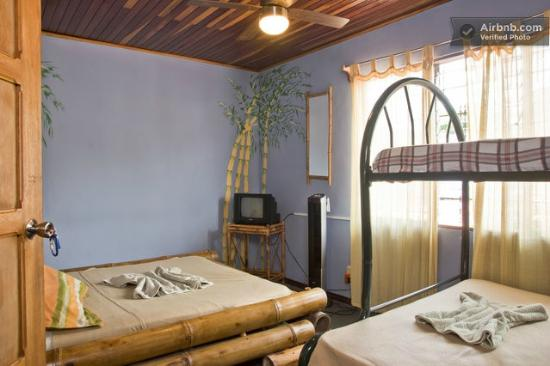 Vida Tropical B and B: Bamboo, one of 3 family rooms