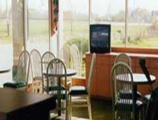 Royal Inn : Breakfast Area