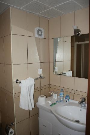 Gumuldur Resort Hotel: sdb