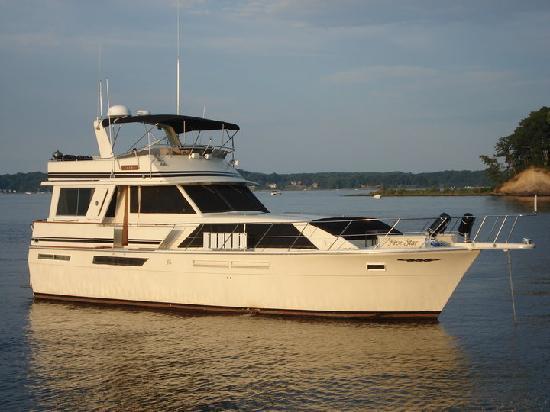 Motor yacht five star motor yacht five star for Klakring motor co annapolis