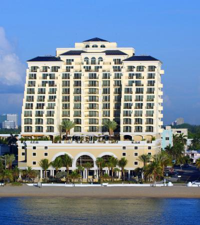 The Atlantic Hotel & Spa: Exterior View