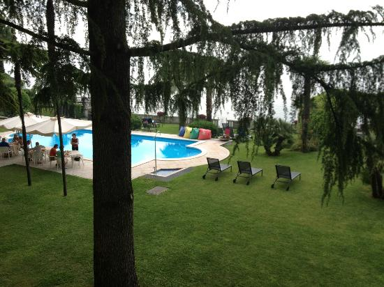 Hotel Villa Capri : auch ohne Sonne ein Paradies