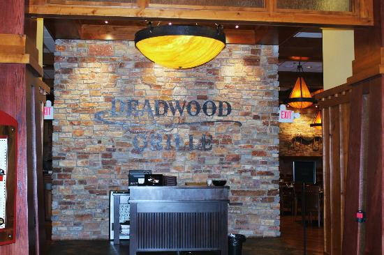 The Lodge at Deadwood: dining facility