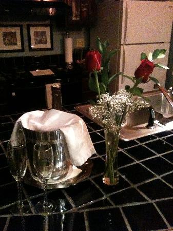 Inn on Crescent Lake: Birthday surprise