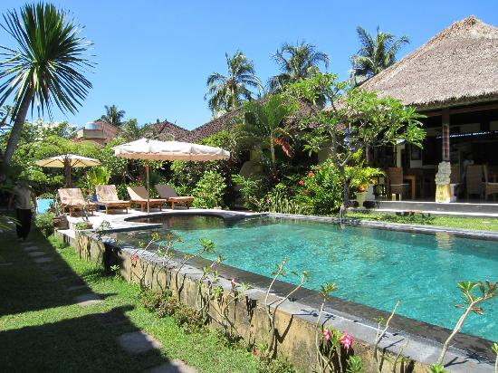 Rama Shinta Hotel: super little pool