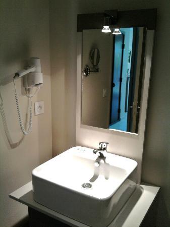 Résidence Prestige Odalys Du Golfe: bathroom