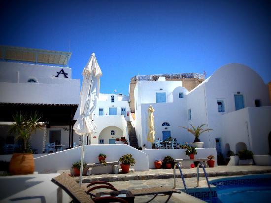 Aethrio Hotel : Chambres