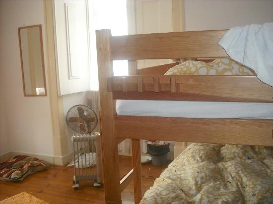 Rossio Hostel: four bedroom dorm