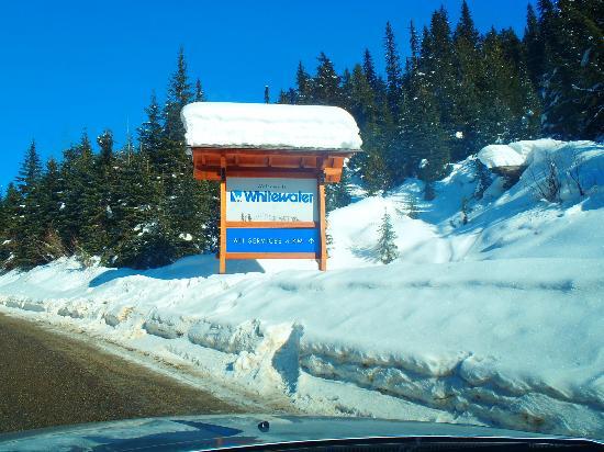 Whitewater Ski Resort: Welcome to Whitewater