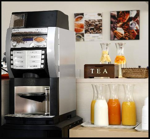 Hotel Cadosa : Desayunos