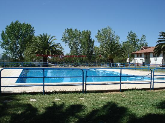 Parque de campismo Orbitur Evora: Pool #1