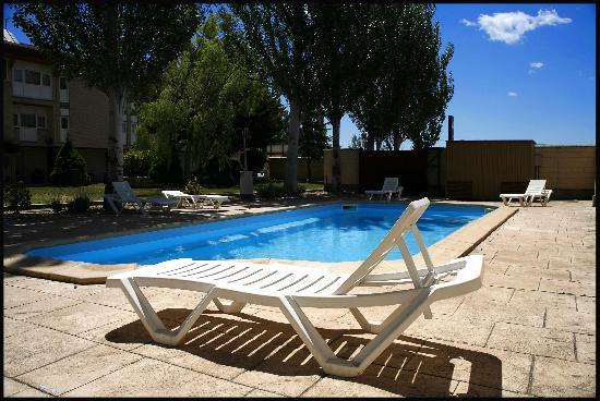 Hotel Cadosa : Piscina