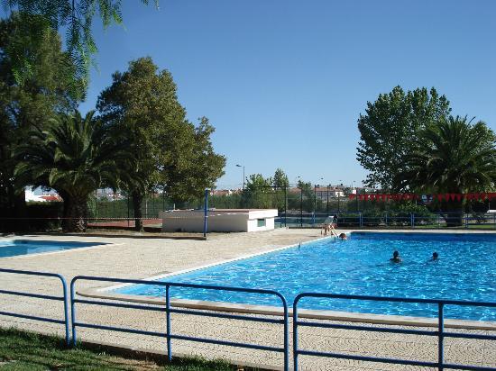 Parque de campismo Orbitur Evora: Pool #2