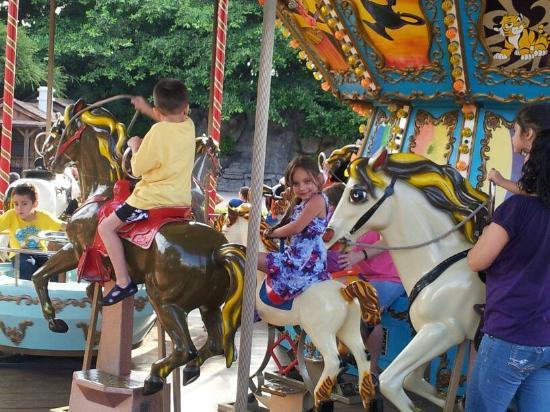 Mundo Petapa Irtra: Merry-Go-Round