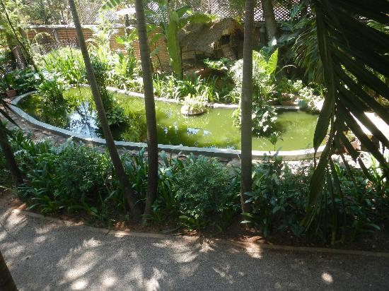 The River Garden: Garden