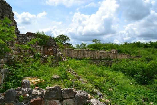Maxcanu, Mexico: Oxkintok site