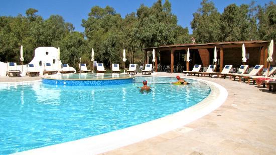 Vulcano Blu Residence: Pool