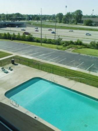 La Quinta Inn & Suites Indianapolis South: pool