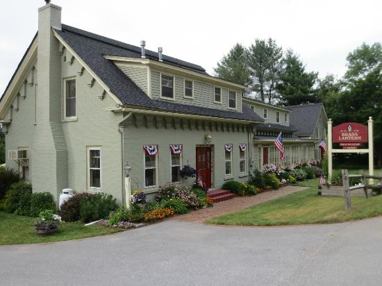 ‪براس لانترن إن: The Brass Lantern Inn, Stowe, VT