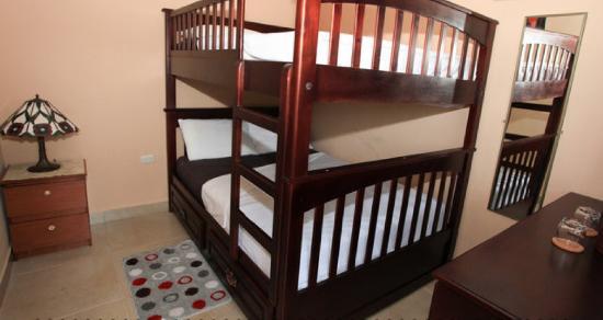 Bunk Bed Rooms Sleep Up To 4 Picture Of El Porton Verde Managua