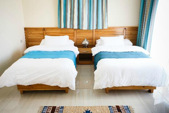 Sheikh Ali Dahab Resort: Twin Junior Suite